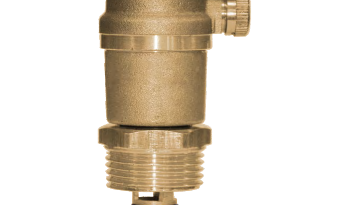Brass Auto Air Vent Threaded
