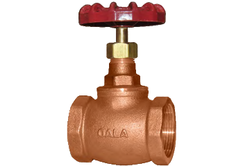 Bronze Globe Valve RS Threaded