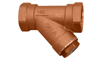Bronze Y - Strainer Threaded