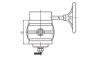 Butterlfy Valve Groove FP with UL FM Grove