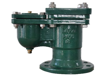 Air Valve Flange Type 9101
