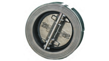 Check Valve Double Door Wafer 16 Bar 5306