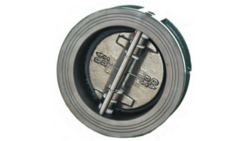 Check Valve Double Door Wafer 25 Bar 5306H